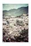 View Of The Unesco World Heritage City Of Ouro Preto In Minas Gerais Brazil Arte di Mariusz Prusaczyk