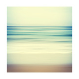 Cross-Processed Seascape Art by  DavidMSchrader