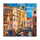The Bridge From Ancient Venice Posters par  balaikin2009