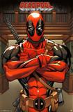 Deadpool Marvel Posters