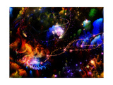 Depth Of Fractal Dreams Posters van  agsandrew
