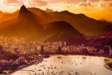 Botafogo Neighborhood Poster by  CelsoDiniz