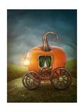 Pumpkin Carriage Posters tekijänä  egal