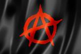 Anarchy Flag Poster par  daboost