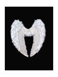White Angel Wings Láminas por  Black_blood