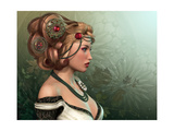 La Blonde Prints by Atelier Sommerland