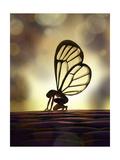 Fairy Butterfly Prints by  Mike_Kiev