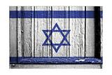 Israelie Flag Prints by  budastock