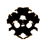 Rorschach Print by  kentoh
