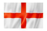 English Flag Affiche par  daboost