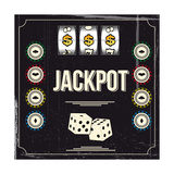 Jackpot Art by  snoopgraphics