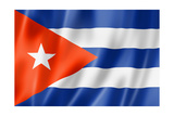 Cuban Flag Posters by  daboost