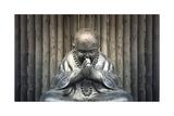 Buddha Prints by  ValentinaPhotos