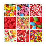 Sweets Prints by  egal