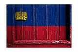 Liechtenstein Flag Posters by  budastock