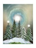 Winter Art by  justdd