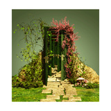 A Curious Entrance Arte por Atelier Sommerland