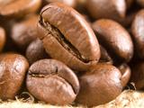 Roasted Coffe Beans Macro Texture Valokuvavedos tekijänä  PH.OK