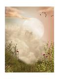 Magic Landscape Posters af  justdd