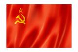 Ussr Flag Posters par  daboost