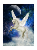 Pegasus Poster von  justdd