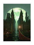 The Moon Prints by Atelier Sommerland