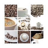 Coffee Collage Poster von  Gajus