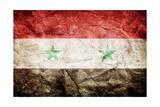 Syria Flag Prints by  kwasny221