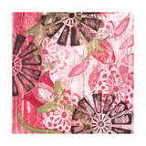 Chocolate-Covered Cherries I Giclee Print by Kate Birch