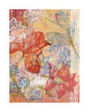 Mandarin Garden I Giclee Print by Kate Birch