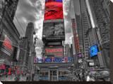 Nova York Impressão em tela esticada por AJ Messier