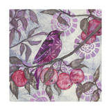 Plum Song I Giclee Print by Kate Birch