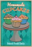 Fresh Cupcakes Kunstdrucke