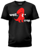 Well Crap (slim fit) Camisetas