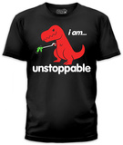 T-Rex Unstoppable (slim fit) Camisetas