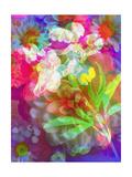 Flowers Bouquet For You Affischer av Alaya Gadeh