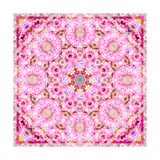 Flower Mandala Love II Prints by Alaya Gadeh