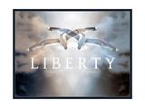 Liberty XI Poster di Alaya Gadeh