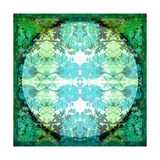 The Green Wonder Nature Prints by Alaya Gadeh