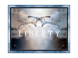 Liberty II Stampe di Alaya Gadeh