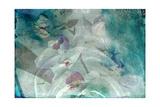 Orchid Ocean Prints by Alaya Gadeh