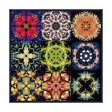 Mandala Collection No 17 Prints by Alaya Gadeh