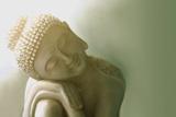 Resting Buddha I Poster af Christine Ganz