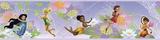 Disney Fairies Peel & Stick Border Wall Decal Muursticker