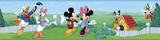 Mickey & Friends Peel & Stick Border Wall Decal Seinätarra