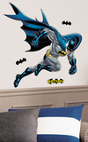 Batman Bold Justice Peel & Stick Giant Wall Decal Wall Decal