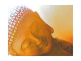 Buddha-Tranquillity Premium gicléedruk van Christine Ganz