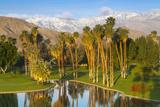Desert Island Golf and Country Club, Palm Springs, California, USA Fotoprint van Richard Duval