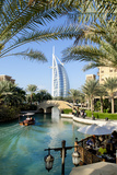 The Burj Al Arab , Dubai, United Arab Emirates Photographic Print by Bill Bachmann
