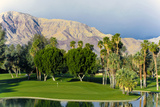 Desert Island Golf and Country Club, Rancho Mirage, California, USA Reproduction photographique par Richard Duval